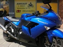 Kawasaki Ninja ZX-14. 1 400 куб. см., исправен, птс, без пробега. Под заказ