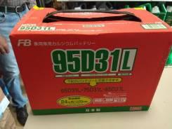 FB Super Nova. 80 А.ч., Обратная (левое), производство Япония