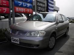 Nissan Bluebird Sylphy. автомат, передний, 1.5, бензин, 81 326тыс. км, б/п, нет птс. Под заказ