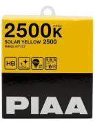 Лампа накаливания PIAA BULB SOLAR YELLOW 2500K HY107 (HB3/HB4) /