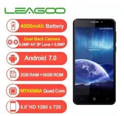 Leagoo. Новый