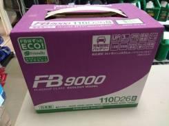 FB 9000. 80 А.ч., Прямая (правое), производство Япония