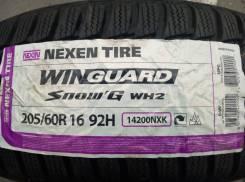 Nexen Winguard Snow'G WH2. Зимние, без шипов, 2016 год, без износа, 4 шт