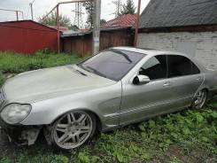 Mercedes-Benz. W220, 275
