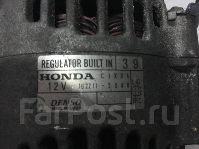 Генератор. Honda Avancier, LA-TA2, LA-TA1, GH-TA1, GH-TA2 Двигатель F23A