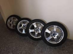 Продаю комплект колес Yokohama 195/55 R16. 5.0x16 5x100.00