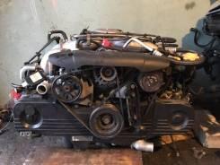Двигатель в сборе. Subaru Legacy B4, BL9 Subaru Legacy Lancaster, BG9 Subaru Legacy, BL9, BG9 Двигатели: EJ25, EJ253