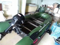 Корсар Комбат CMB-330Е. Год: 2008 год, двигатель подвесной, 30,00л.с., бензин