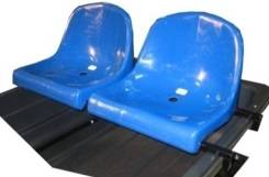 Двойное сидения для саней