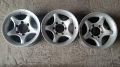 "Toyota. 7.0x15"", 6x139.70, ET10, ЦО 110,0мм."