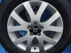 Mazda. 7.0x18, 5x114.30, ET55, ЦО 67,0мм.