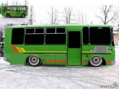ПАЗ 3205. Автобусы, 4 670 куб. см., 25 мест