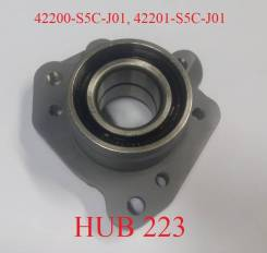 Ступица. Honda Civic Ferio, ES2, ET2 Двигатели: D15B, D17A