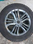 Hyundai. 6.5x17, 5x114.30, ET48, ЦО 67,0мм.