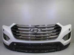 Бампер. Hyundai Santa Fe, DM Двигатели: G4KE, D4HB. Под заказ