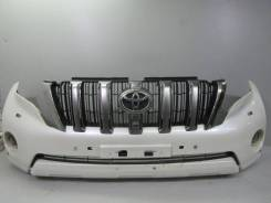 Бампер. Toyota Land Cruiser Toyota Land Cruiser Prado, KDJ150L, RZJ95W, RZJ90W, KDJ95W, VZJ90W, TRJ12, KZJ90W, GRJ151W, KZJ95W, KDJ90W, GRJ150W, VZJ95...