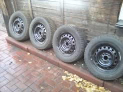 Продам колёса с дисками. x14