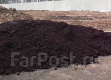 Чернозем с доставкой 32 тонны. Под заказ