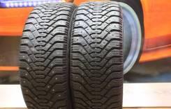 Dunlop SP Ice Response. Зимние, шипованные, 2014 год, износ: 20%, 2 шт