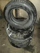Dunlop DSV-01. Зимние, без шипов, 2010 год, износ: 30%, 4 шт