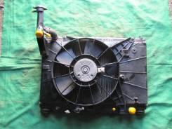 Радиатор охлаждения двигателя. Mazda Demio, DY5R, DY3W, DY5W, DY3R Двигатели: ZJVE, ZYVE
