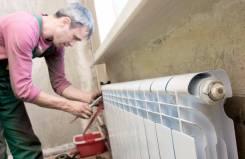 Монтирование и исправление системы отопления