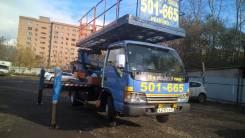 Aichi. Продам автовышку TZ16A, 4 300 куб. см., 18 м.
