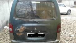 Дверь багажника. Hyundai Grace