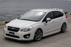 Обвес кузова аэродинамический. Subaru Bistro Subaru Impreza, GP3, GP6, GP2, GP7, GJ3, GJ2, GJ6, GJ7, GJ