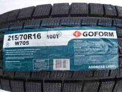 Goform W705, 215/70R16