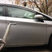 Дверь боковая. Toyota Prius, ZVW30, ZVW30L
