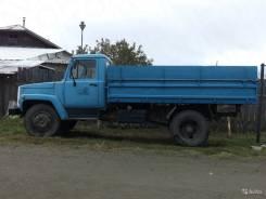 ГАЗ 3307. бортовой, 4 250 куб. см., 4 500 кг.
