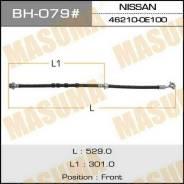 Шланг тормозной. Nissan Maxima, J30, PJ30 Nissan Bluebird, HNU13, U13, SU12, SNU13, EU13, ENU13, PU13, HU13, U12, SU13, RU12, RNU12, EU12, ENU12, HNU1...