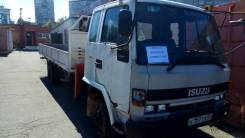 Isuzu Forward. Продам грузовик с манипулятором , 6 494куб. см., 4 650кг.