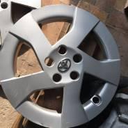 """Колпаки на колёса 15"""" Toyota Prius ZVW30. Диаметр 15"""", 1 шт."""