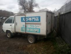 Toyota Town Ace. Town ace, 1 800 куб. см., 750 кг.