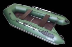 Мастер лодок Аква 2900 СК. Год: 2015 год, длина 2,90м., двигатель без двигателя
