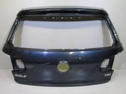 Крышка багажника. Volkswagen Golf, 5K1 Двигатели: CGGA, CFGB, BSF, CFFB, CBBB, CBAB, CCZB, CAVD, CMXA, CBZA, CAYB, CLCA, CDLC, CDLG, CHGA, BSE, CBDC...