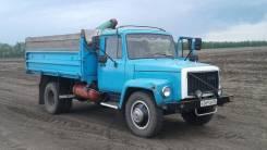 ГАЗ 3307. Газ 3307, 4 250 куб. см., 5 000 кг.