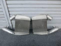 Интеркулер. Nissan GT-R, R35 Двигатель VR38DETT