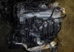 Двигатель в сборе. Mitsubishi Pajero, V45W Mitsubishi Montero Двигатель 6G74