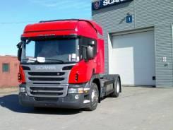 Scania P360LA. Скания Р360 LA, 12 740 куб. см., 20 500 кг.