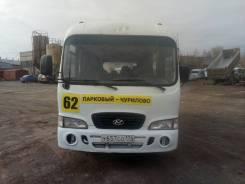 Hyundai County. Продаётся микроавтобус , 3 900 куб. см.