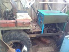 ВТЗ. Трактор самодел, 1 000 куб. см.