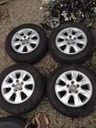 Комплект колес R15 Toyota Camry. 6.5x15 5x114.30 ET50