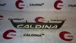Эмблема. Toyota Caldina, ST190, ST191, CT198, CT197, ST195, CT199, CT190, CT196, AT191, ET196, ST198 Двигатели: 2CT, 5EFE, 4SFE, 3CE, 7AFE, 2C, 3SFE...