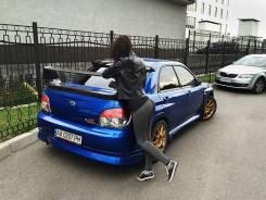 Ноускат. Subaru Impreza WRX STI Subaru Impreza WRX, GGA Subaru Impreza, GG2, GGA