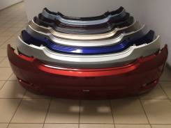 Бампер. Hyundai Solaris, RB Kia Rio Двигатели: G4FA, G4FC