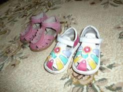 Отдам туфли на девочку (р.24)