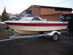 Yamaha Fish 15. Год: 2004 год, длина 4,50м., двигатель подвесной, 40,00л.с., бензин